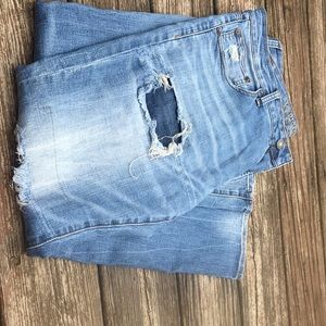 Men's American Eagle ripped jeans